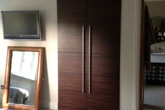 made to measure built in bedroom wardrobes