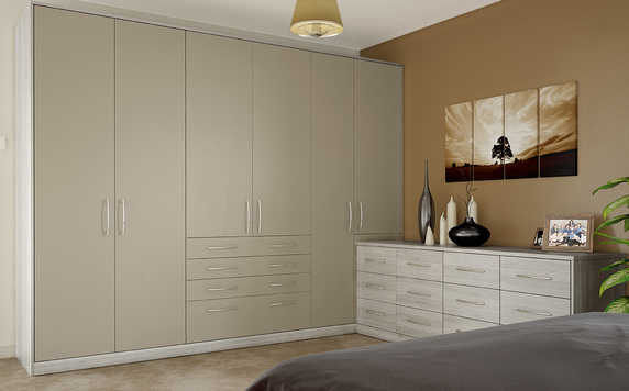 design company for bedroom cabinetry