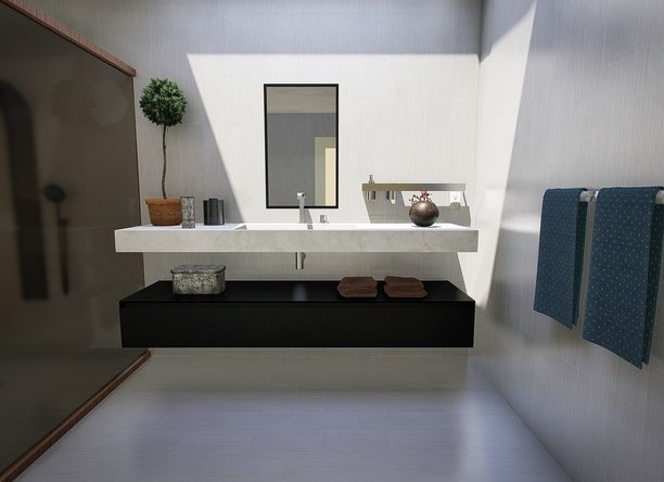 design ideas for wet rooms